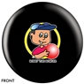 Bobby the Bowler Bowling Ball- Black