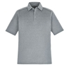 Ash City Mens Fluid Eperformance Melange Polo Shirt