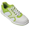 Brunswick Ladies Spark Bowling Shoes- White/Lime