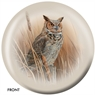 Horned Owl Bowling Ball