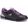 Storm Womens Windy Bowling Shoes- Black/Violet/Silver
