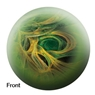 Nuclear Fission Bowling Ball- By Stan Ragats