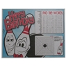 Bowling Birthday Party Placemats- Pack of 100