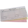 Bowling Team Score Book- Carbonless 3 Part Recap Sheets