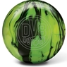 DV8 Outcast Bowling Ball- Black/Citron