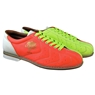 Bowlerstore Mens Glow TCR-GL Cobra Rental Bowling Shoes- Laces