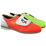 Mens Glow TCRGV Cobra Rental Bowling Shoes- Hook and Loop