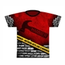 Hammer Bowling Caution Tape Dye-Sublimated Jersey