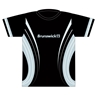 Brunswick Bowling Blue/Gray Dye-Sublimated Jersey