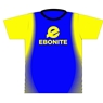 Ebonite Blue Dye-Sublimated Jersey