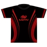 Motiv Bowling Red Dye-Sublimated Jersey
