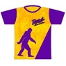 Radical Bowling Gold/Purple Dye-Sublimated Jersey