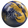AMF300 Xcite Bowling Ball- Blue/Gold