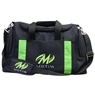 MOTIV Double Deluxe Tote Bowling Bag- Black/Green