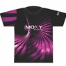 Moxy Dye-Sublimated Jersey- Pink/Black