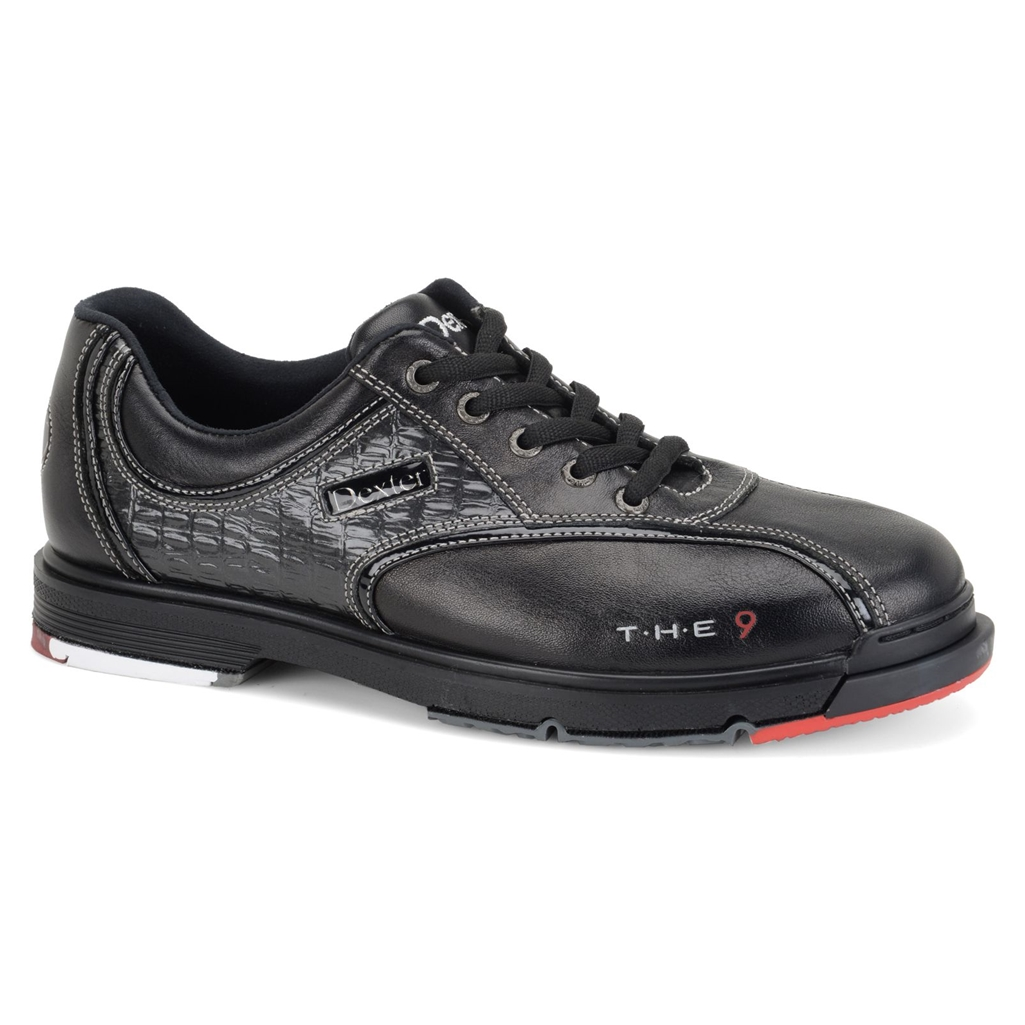 Dexter Mens SST The 9 Bowling Shoes- Wide Width | Free Shipping ...