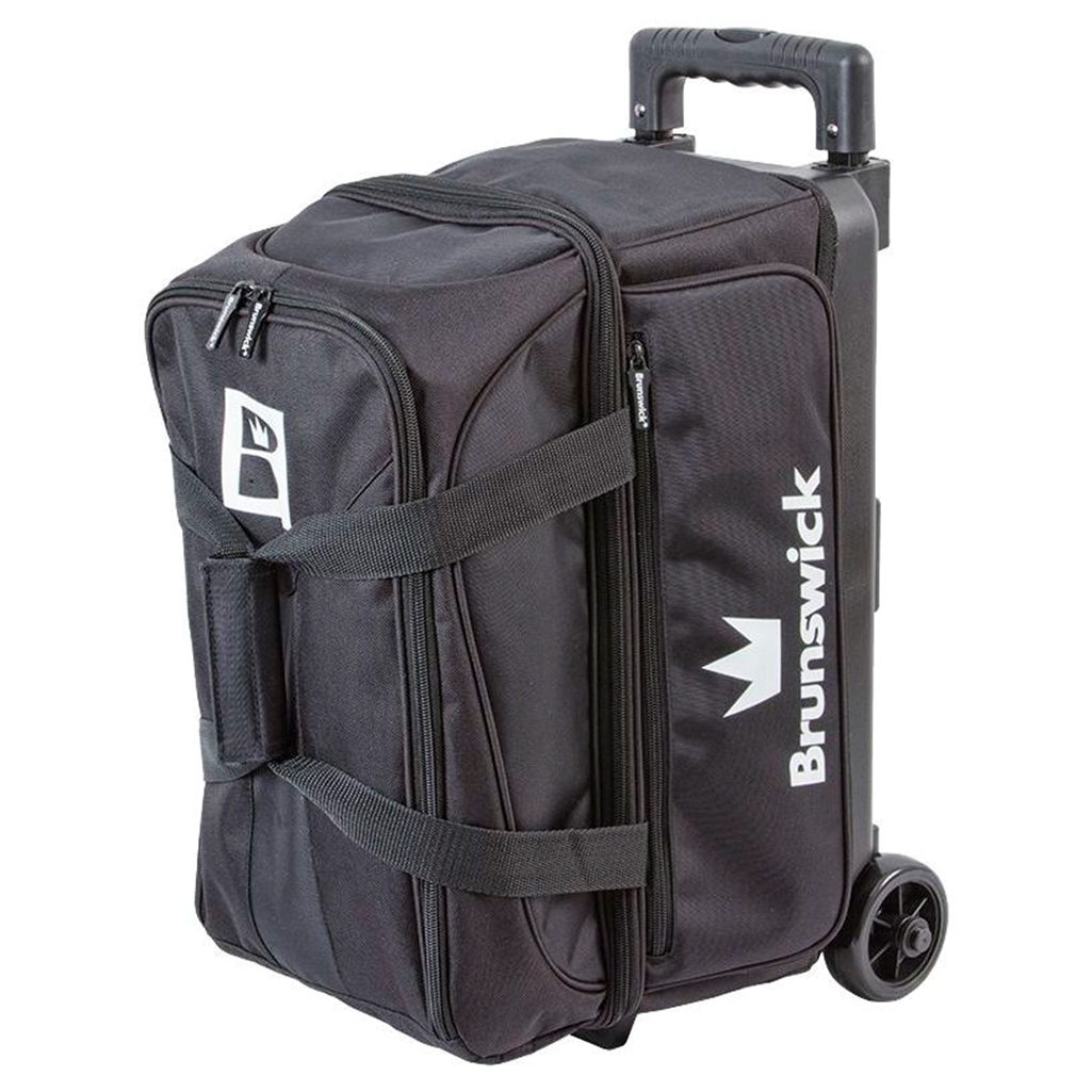 Brunswick Blitz Double Roller Bowling Bag - Many Colors Available