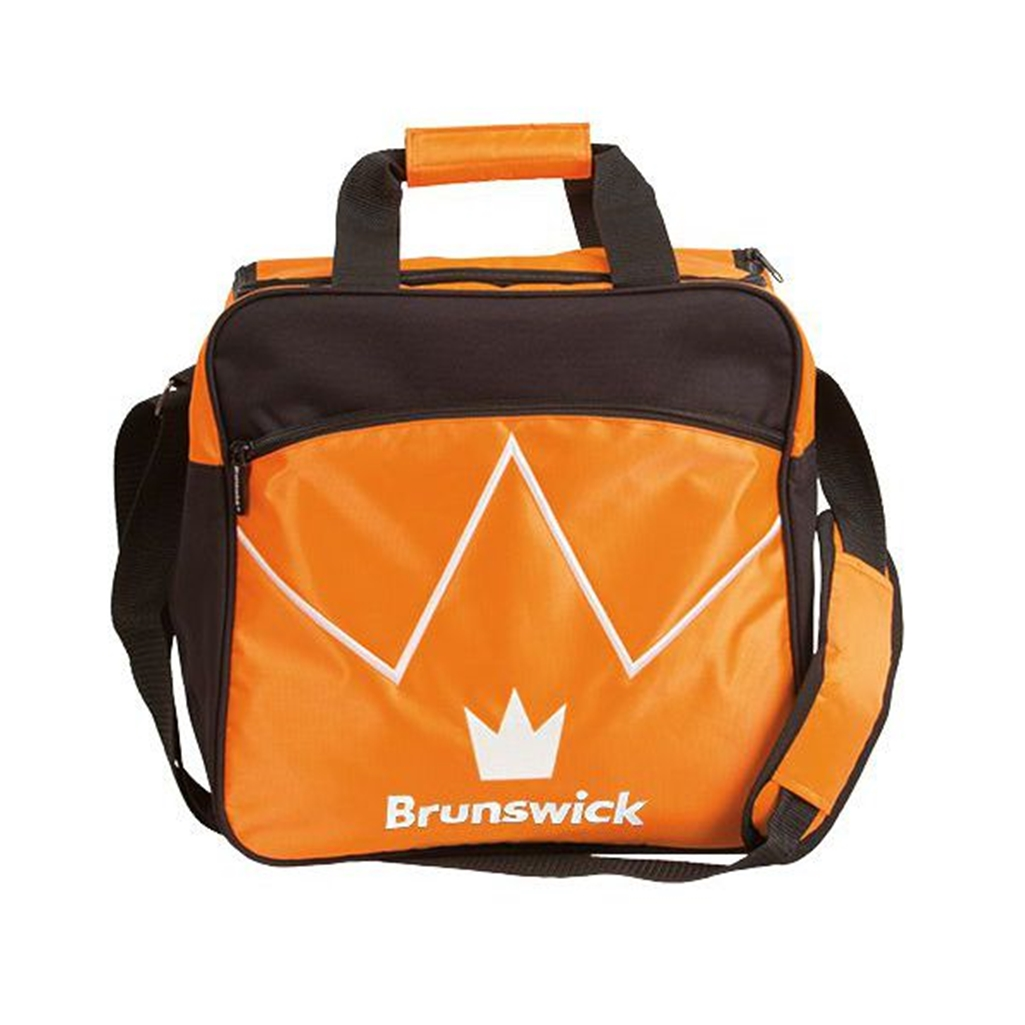 Brunswick Blitz Single Tote Bowling Bag - Many Colors Available
