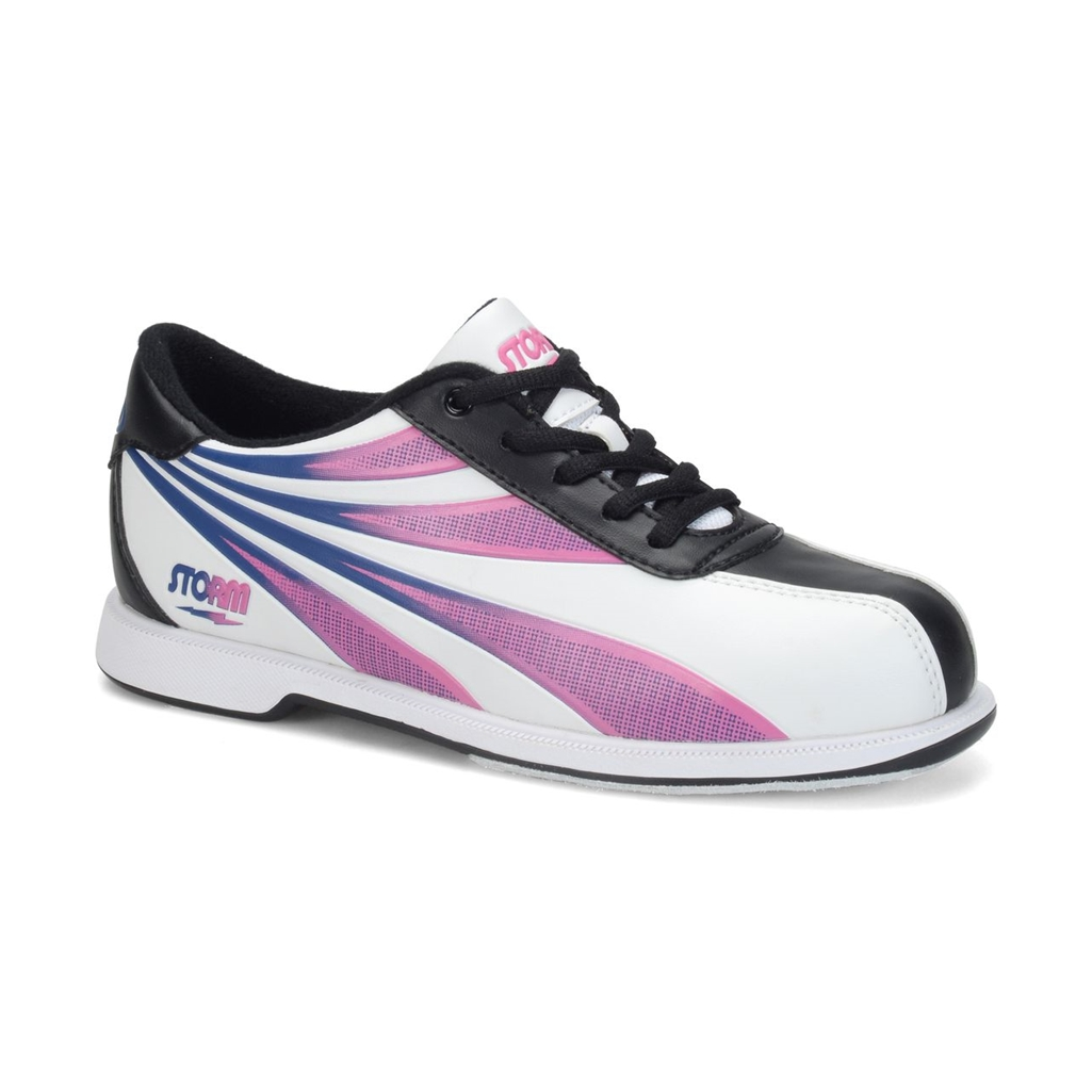 eee44fed0d17af Storm Womens Skye Bowling Shoes - White Black Multi