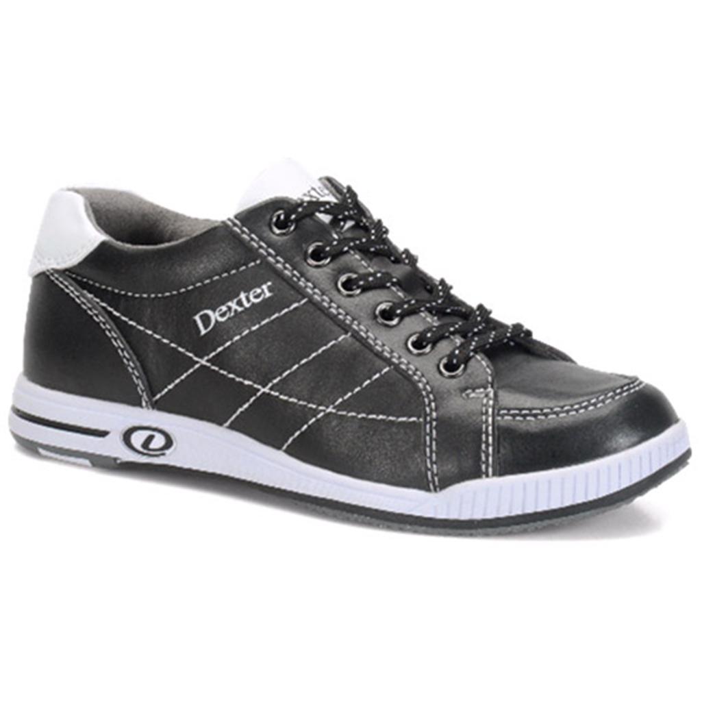 b164aac147 Dexter Womens Deanna Plus Bowling Shoes RIGHT HAND- Black White ...