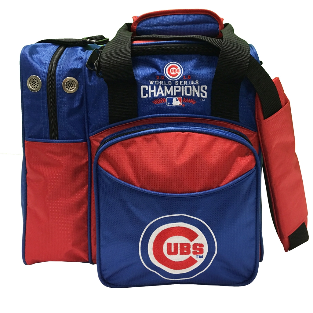 Chicago Cubs MLB Bowling Bag- 2016 World Series Champions
