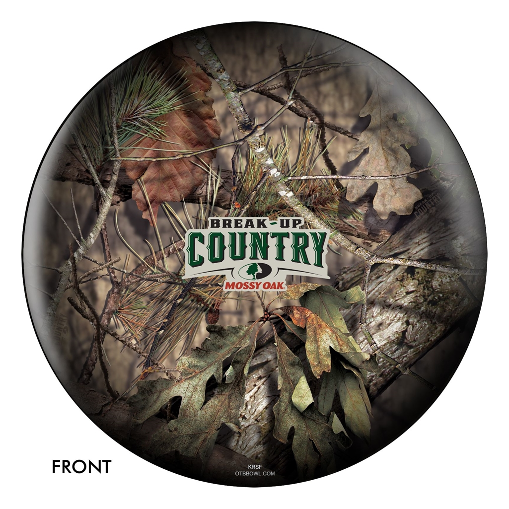 Mossy Oak Bowling Ball Break Up Country