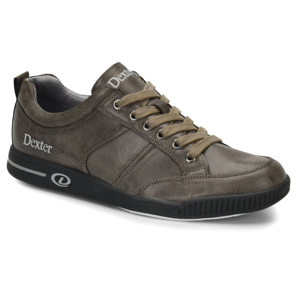 Dexter Mens Dave Bowling Shoes- Grey