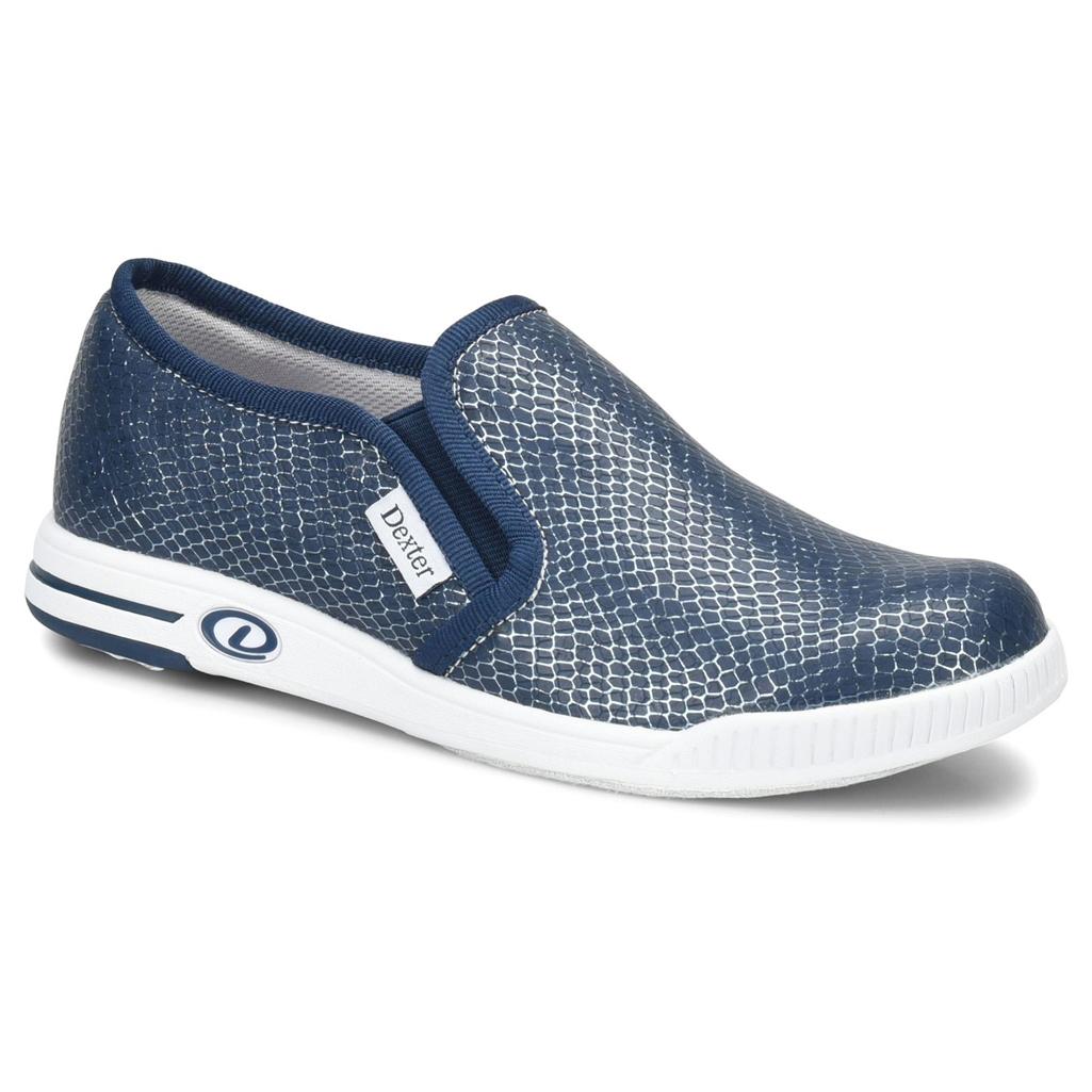 f8f92dc7f7e Dexter Womens Suzana Bowling Shoes- Navy