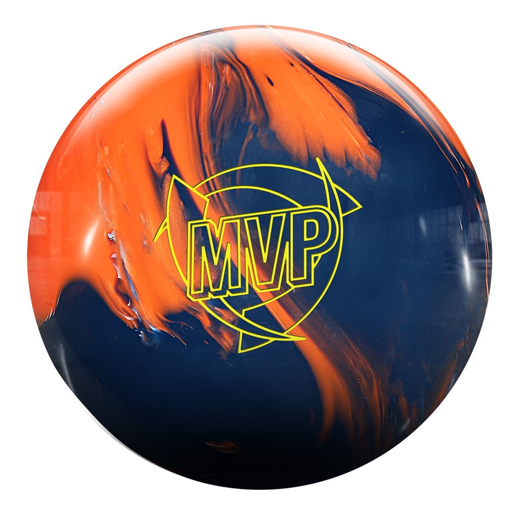 Roto Grip MVP Bowling Ball- Orange Pearl/Blue Solid