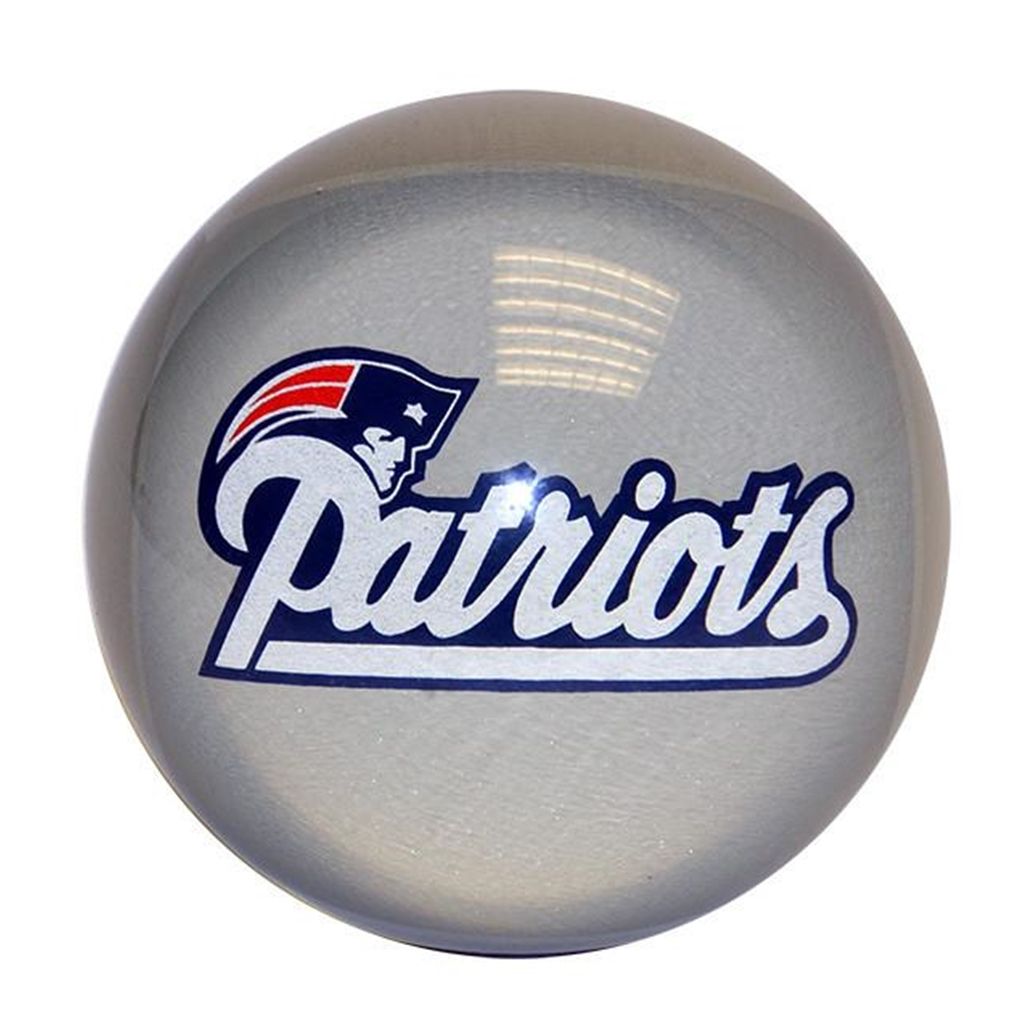 New England Patriots Candlepin Bowling Ball