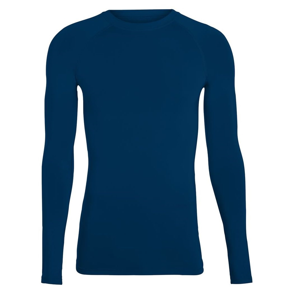 Augusta Hyperform Compression Long Sleeve Tee