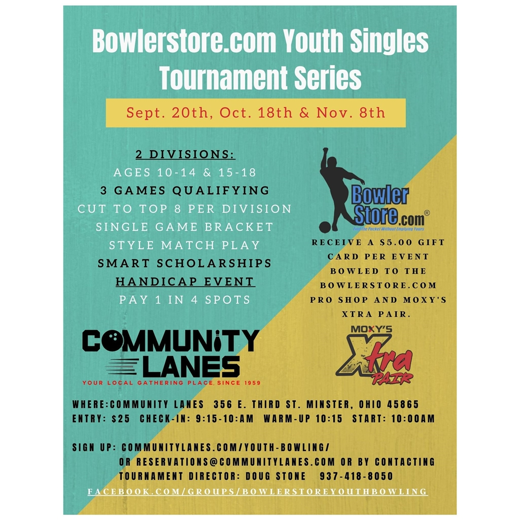 Bowlerstore.com Youth Tournament Series