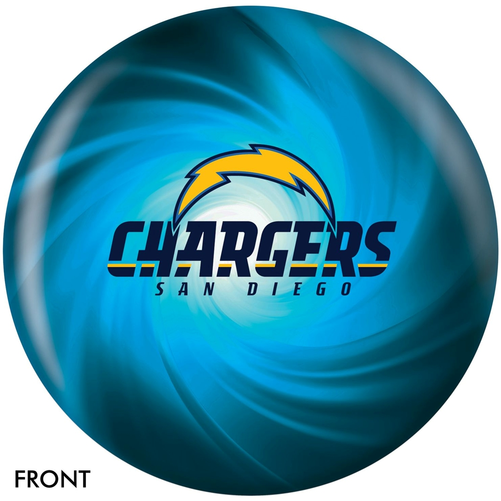 San Diego Chargers Fantasy Football Names: San Diego Chargers Bowling Ball