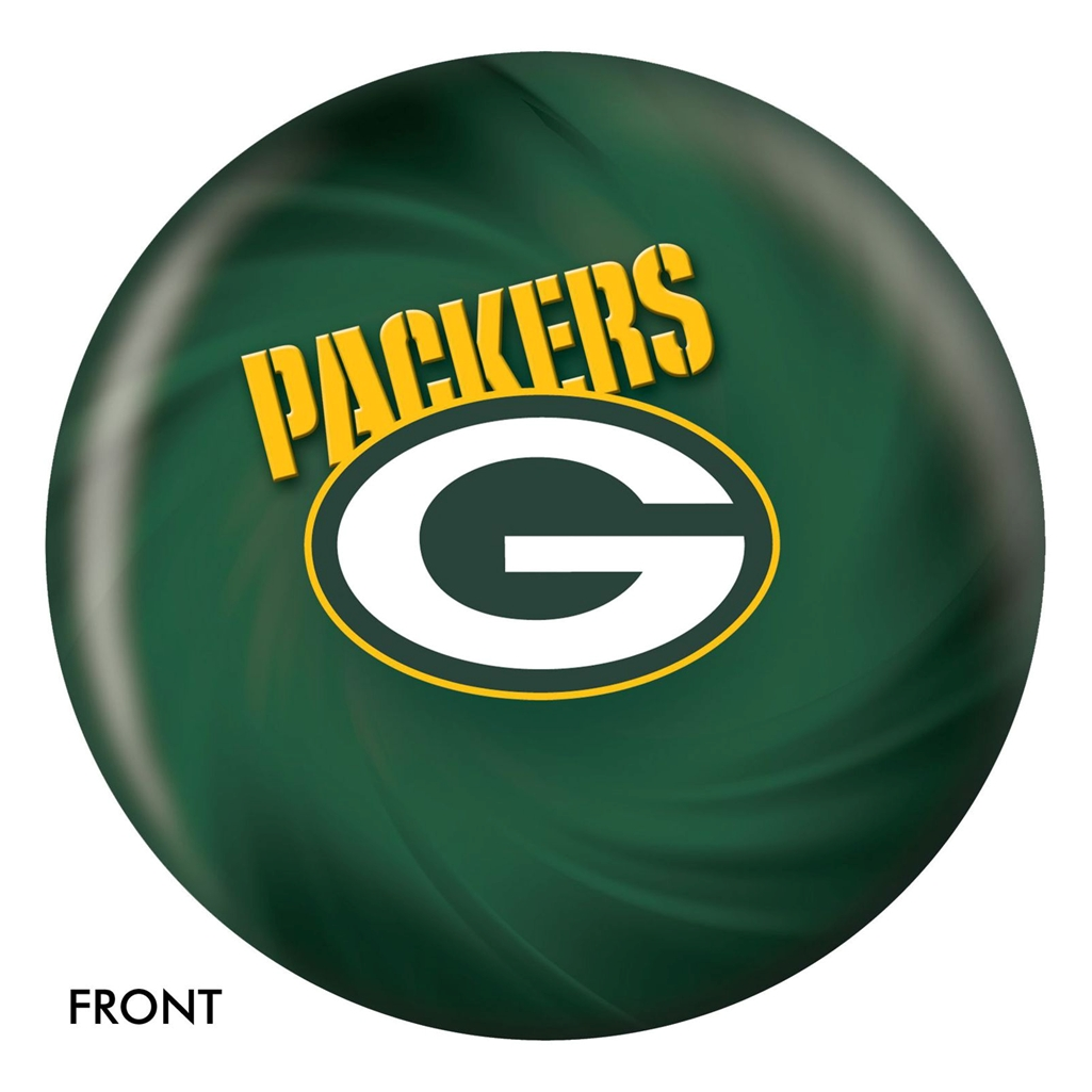 844c4dd7515 Green Bay Packers Viz-A-Ball Bowling Ball