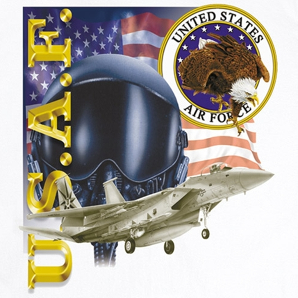 Air Force Military Towel by Master