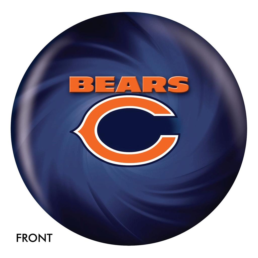 Chicago Bears NFL Bowling Ball- 2014 Version e9385d8d6