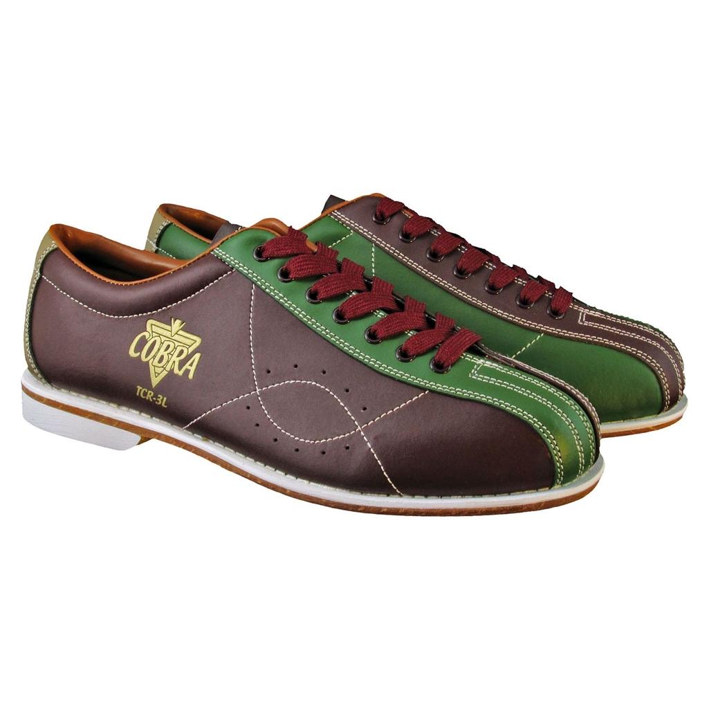 Mens TCR3L Cobra Rental Bowling Shoes Laces