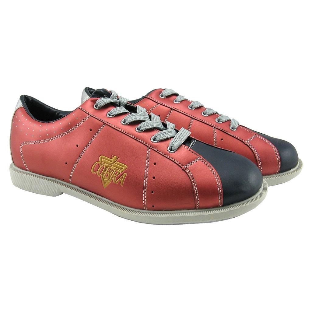 Bowlerstore Ladies TCR2L Sport Comfort Cobra Rental Bowling Shoes- Laces