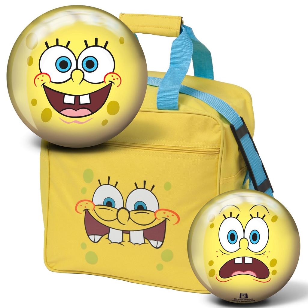 What are some SpongeBob SquarePants bowling games?